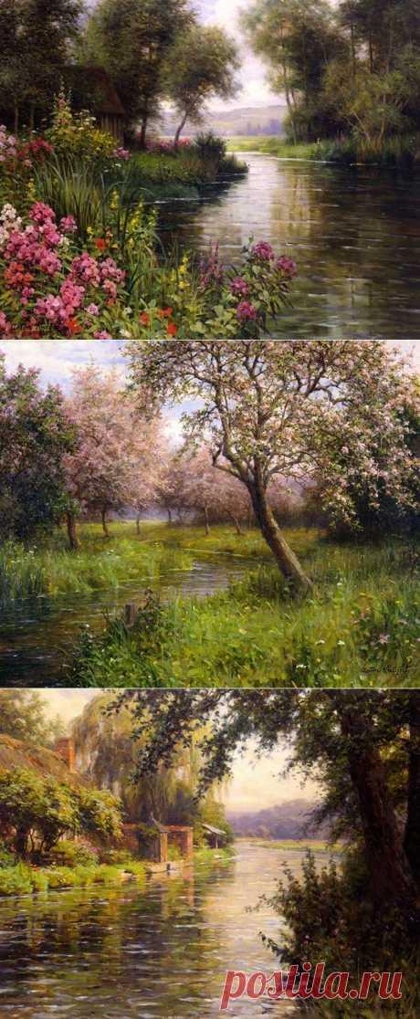 Тихая природа от Луис Астон Найт | Fresher