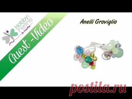 Anelli Groviglio | GUEST TUTORIAL - HobbyPerline.com