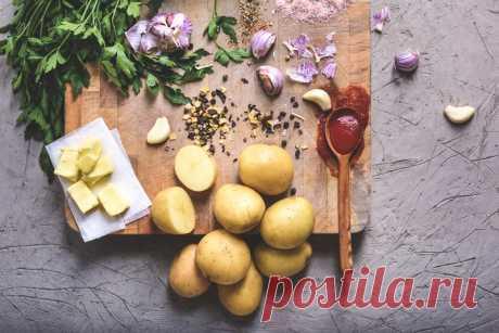 Превращение картофеля в изысканное блюдо которое будет по душе каждому