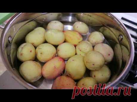 Такую картошку я готовлю летом каждый день! Быстрый и простой рецепт на обед или на ужин!