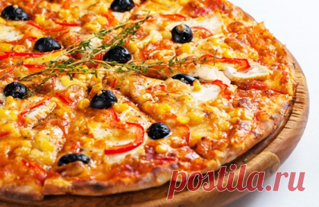 Настоящая итальянская пицца — восхитительные рецепты. Готовим как в Италии!