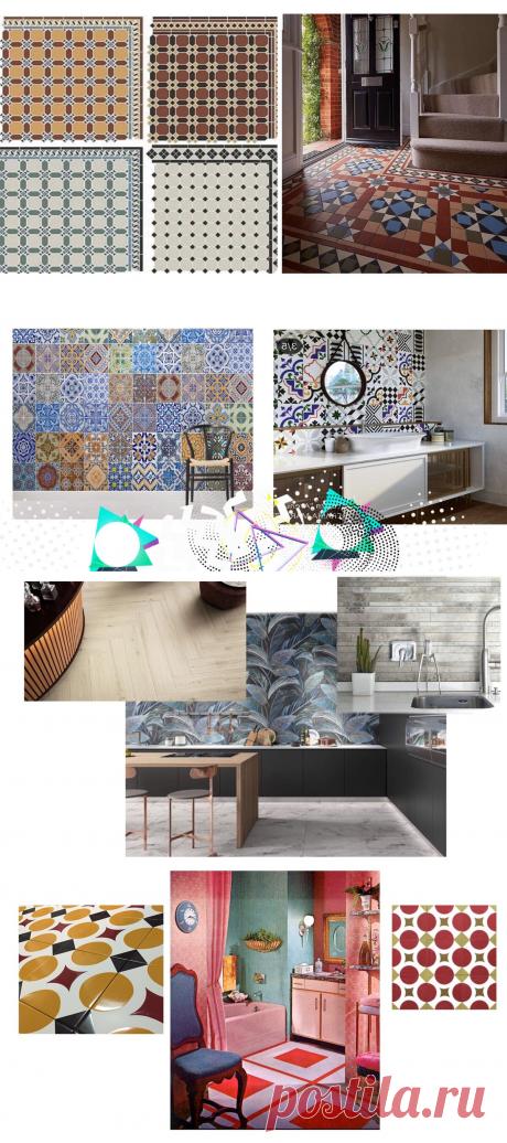 5 видов плитки, которые сделают практически любую квартиру стильной, и 3 вида, которые уже не актуальны | Decoro- быт станет уютом | Яндекс Дзен