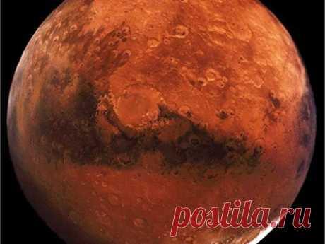 """Планета Марс. Фото, гипотезы, факты и поиски жизни. Посадка """"Викинга"""" на Марс – Хроники науки"""