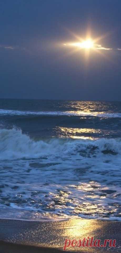 моря и реки