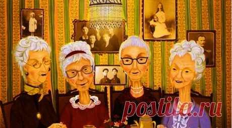 """Бабушкина диета """" невкусный день"""" или съешь то, что не любишь!"""