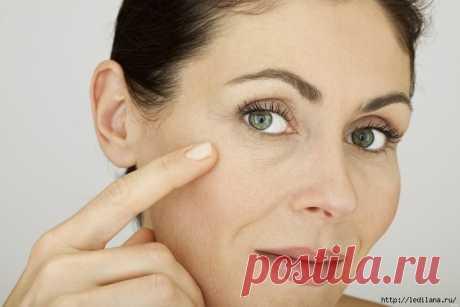 Как удалить темные пятна на лице