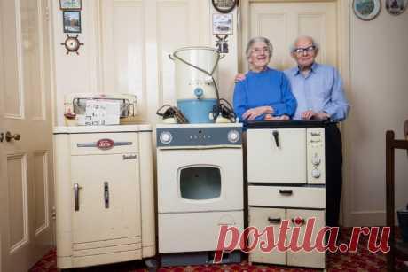 Одобрено Черчиллем: пожилая пара выставила на продажу бытовую технику, которой уже полвека . Милая Я