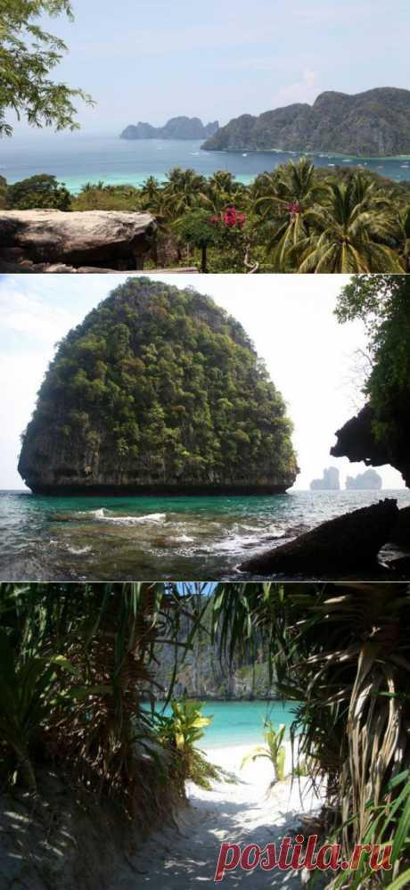Острова Пхи-Пхи » Мир интересных новостей