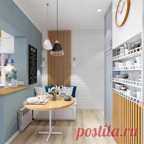 Малогабаритка | Идеи для маленьких квартир