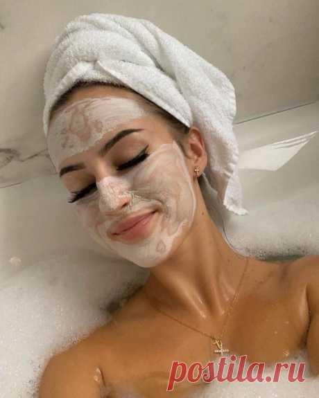 Волшебные маски для красивой кожи лица