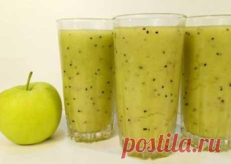 Яблочный Смузи. Вкуснятина Автор рецепта Ольга Лунгу - Cookpad