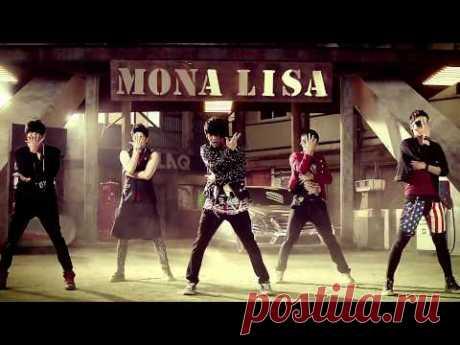 MBLAQ(엠블랙) - 모나리자(MONA LISA) M/V [HD] - YouTube