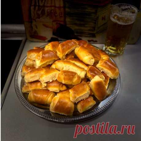 Латышские пирожки – пошаговый рецепт с фотографиями