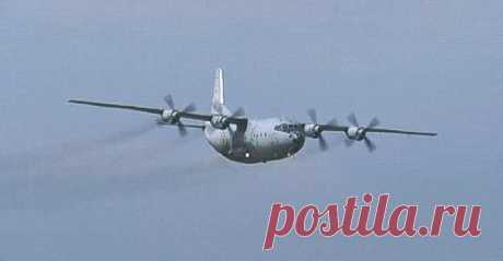 Ан-12.Транспортно-десантный самолёт