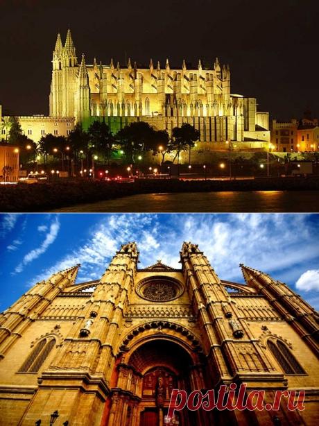 Кафедральный собор Пальмы де Майорка — Путешествия