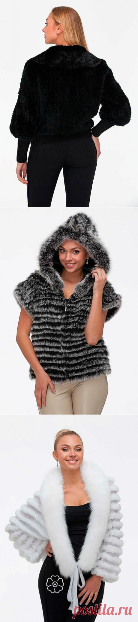 Knitting by fur | Records in the heading Knitting fur | vizar