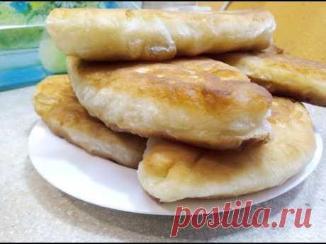 НЕВОЗМОЖНО ОТОРВАТЬСЯ! Пирожки с Картошкой