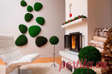 Как задекорировать стену не используя картины! Альтернативный декор - идеи для вдохновения! | Юлия Жданова | Яндекс Дзен
