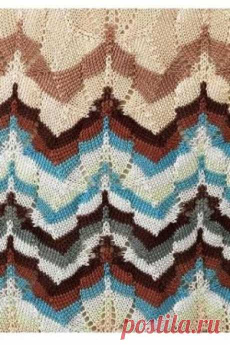 Missoni's patterns spokes - SAMOBRANOChKA to needlewomen, skilled workers