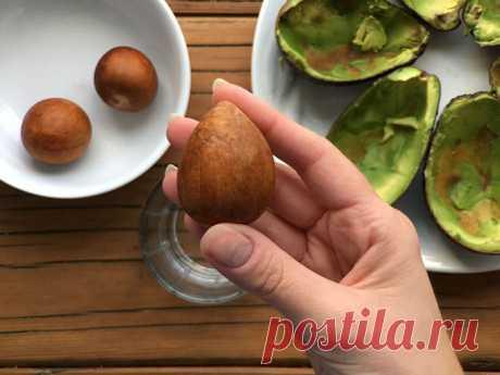 Всего 1 косточка авокадо освободит ваши почки от камней! Простое средство поможет избавиться от камней в почках и желчном пузыре.