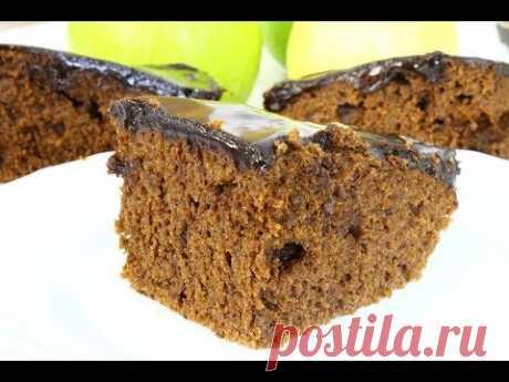 ШОКОЛАДНЫЙ ПИРОГ (торт) к чаю, вкусный и быстрый рецепт (cake)