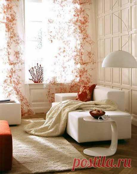 Как выбрать шторы для гостиной | Роскошь и уют