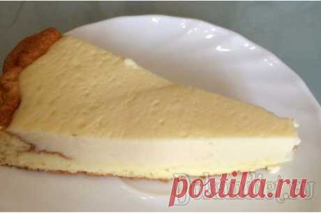 Cheesecake, as real