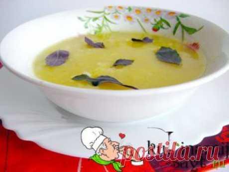 Суп-пюре с яйцом рецепт с фото | Суп-пюре | Первое
