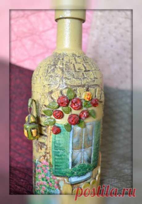 Бутылки декоративные и не только