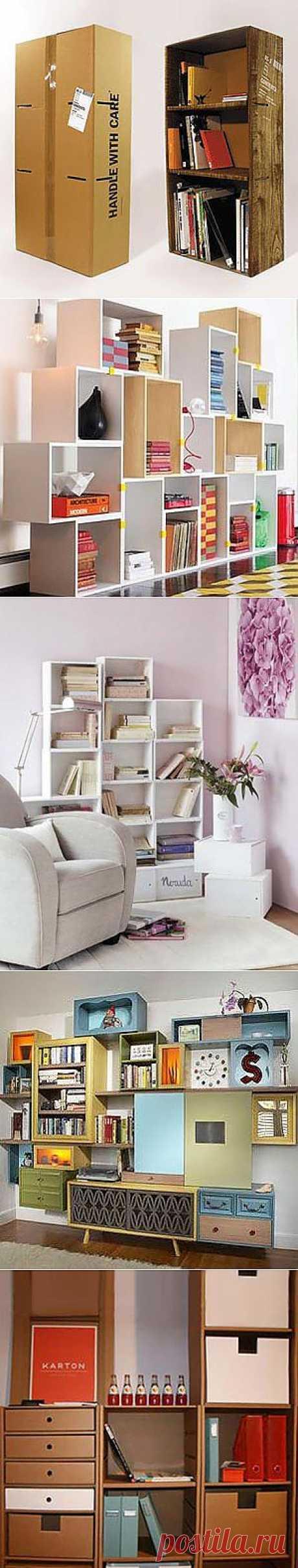 (+1) тема - Самодельная мебель | УЮТНЫЙ ДОМ | советы