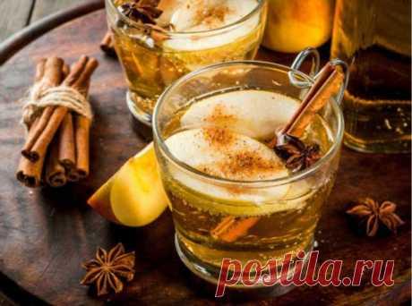 8 согревающих коктейлей для осени | Офигенная