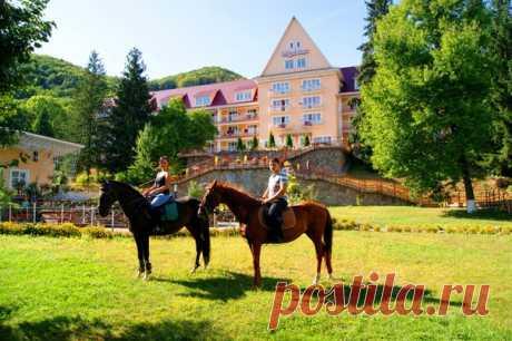 5 курортов Западной Украины, которые лучше, чем море — SmileTer