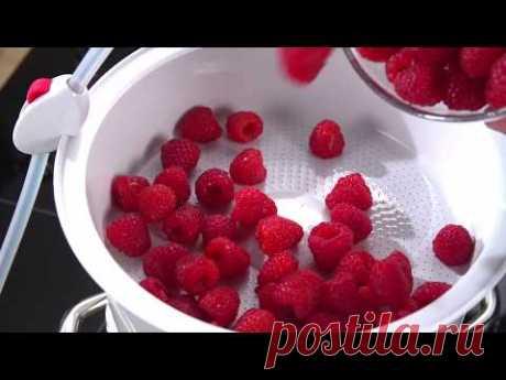 Souprava pro odšťavňování ovoce a zeleniny DELLA CASA