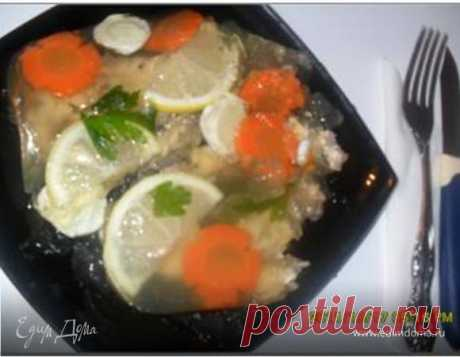 Aspic from fish.