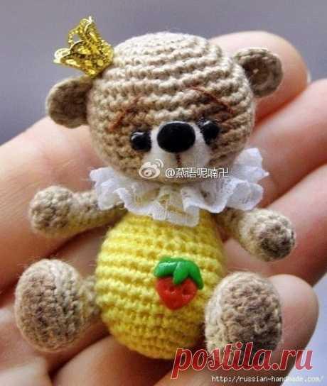 Забавные малютки амигуруми (Вязание крючком) — Журнал Вдохновение Рукодельницы