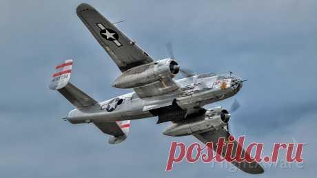 Фото North American TB-25 (N9079Z) - FlightAware