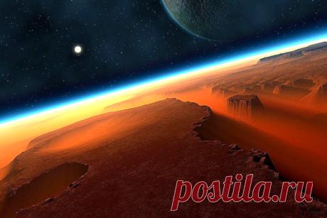 На всех планетах Солнечной системы обнаружена вода
