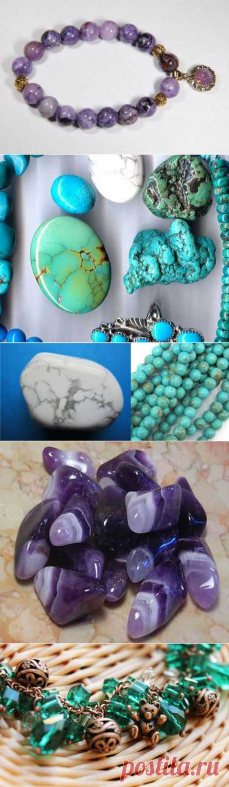 (+1) тема - Камни, которые притягивают любовь | КРАСОТА