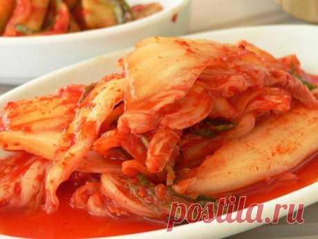 Как приготовить корейскую капусту (кимчи) :: Кулинарные рецепты