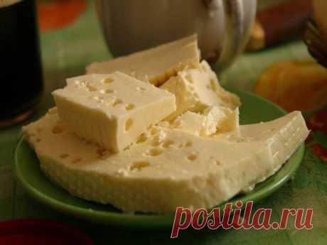 Домашний сыр - ПАЛЬЧИКИ ОБЛИЖЕШЬ. Вкуснотища необыкновенная!