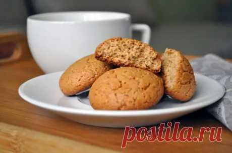 Овсяные печенья без сахара. Вкусный и диетический десерт - Tabulo.ru - Онлайн-журнал - медиаплатформа МирТесен