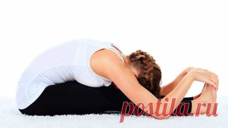 Cтатическое упражнение для оздоровления организма