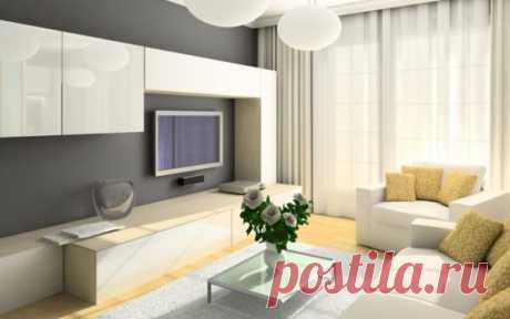 Как расставить мебель в комнате: правила и советы профессионалов