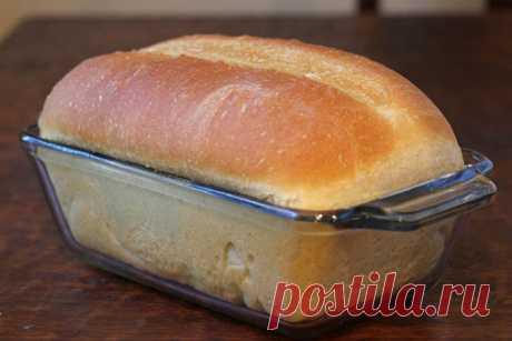 ХЛЕБ В ДУХОВКЕ  Хлеб по этому рецепту получается полусдобным, очень воздушным ,мягким и ароматным. такой хлебушек хочется кушать со всем на свете, и с супчиком, и намазать его масличком или вареньем и с чаем. А еще …