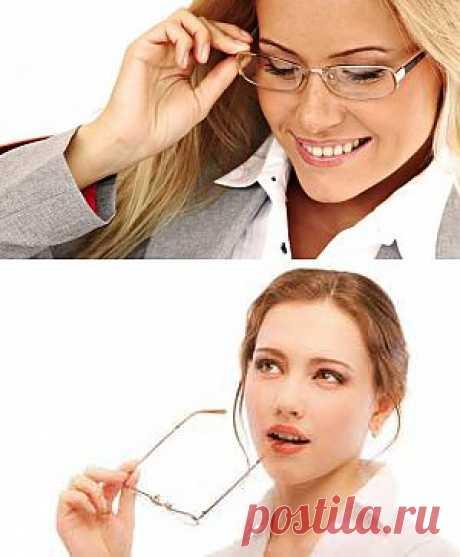 Очки или линзы?