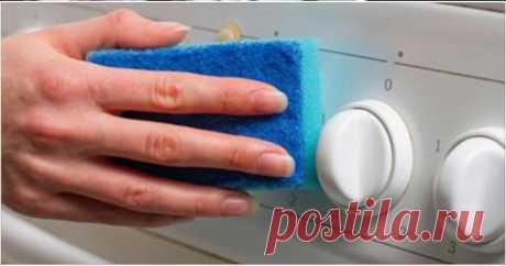 Как отмыть ручки газовой плиты от жира за 5 минут народными средствами. - Установка и ремонт сантехники своими руками - медиаплатформа МирТесен