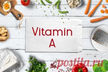 Продукты, богатые содержанием витамина А Витамин А — это жирорастворимый витамин. Наш организм способен хранить его в необходимых количествах. Однако он не может производить витамин А сам по себе. Поэтому, витамин А должен быть частью нашего рациона.