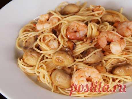 25 вкуснейших видов пасты, про которые должен знать каждый любитель итальянской кухни - Вкусно - полезно - медиаплатформа МирТесен