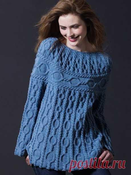 """Пуловер """"Шамони"""""""
