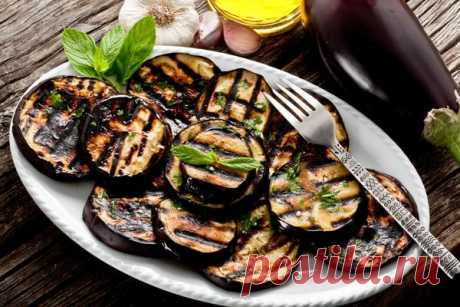 Eggplants: useful properties and interesting recipes from eggplants